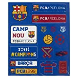 #1: F.C. Barcelona Sticker Set SS