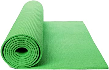 Quick Shel QS-MZH182A Yoga Mat, 6mm (Green)