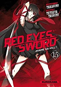 Red Eyes Sword - Akame Ga Kill ! Edition simple Tome 15