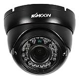 KKmoon 1080p AHD Dome Überwachungskamera 2,8 ~ 12 mm Mnuelle Zoom Vario Objektiv 2.0MP 1/3