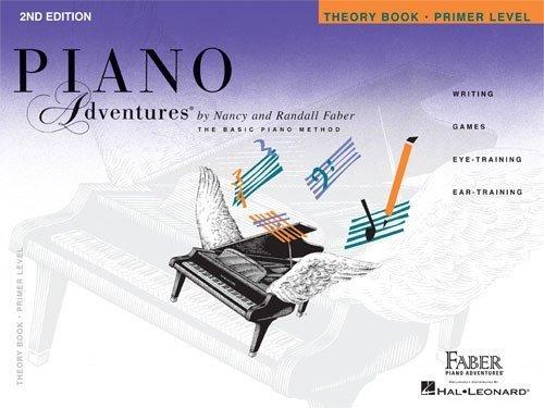 Piano Adventures: Theory Book - Primer Level. For Pianoforte