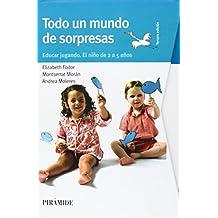 Estuche: Todo un mundo de Sorpresas/Emociones (2 vol.) (Guías Para Padres Y Madres)