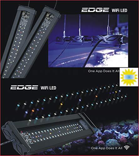 Edge LED Aqua-Light 90 cm / 62W WiFi Meerwasser Beleuchtung+App Control -