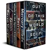 #6: Out of This World Sci-Fi (Science Fiction Anthology)