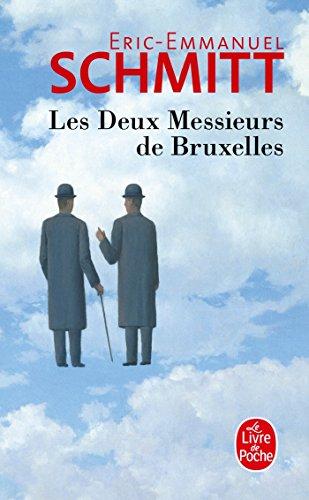 Les Deux messieurs de Bruxelles par Eric-Emmanuel Schmitt