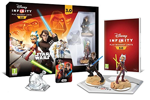 Star Wars Starter Pack (Playstation 4) [UK IMPORT] ()
