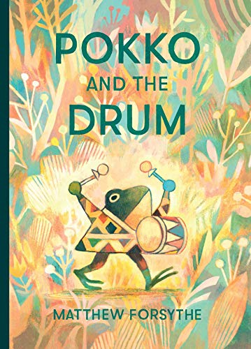 Pokko and the Drum (English Edition)