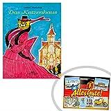 Das Katzenhaus - Kinderbuchverlag | GRATIS DDR Geschenkkarte | DDR Produkte | Geschenkidee für alle Ostalgiker aus Ostdeutschland | Ossi Produkte