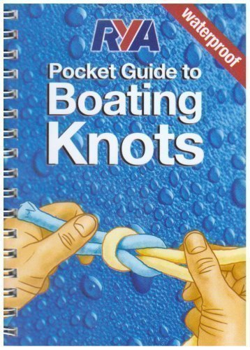 RYA Pocket Guide to Boating Knots (1900)