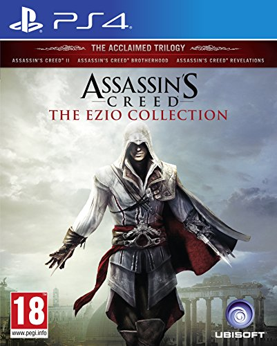 Price comparison product image Assassins Creed The Ezio Collection (PS4)