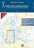 Delius Klasing Sportbootkarten / Kieler Bucht und Rund Fünen: Mit Lübecker Bucht, Nord-Ostsee-Kanal, Eider und Schlei -