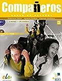 Compañeros. Libro del alumno. Per la Scuola media. Con CD Audio: 3