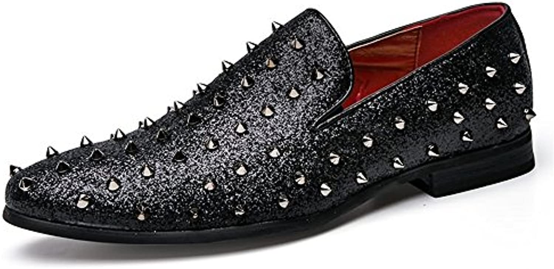 Xujw-scarpe, 2018 Scarpe Stringate Basse Scarpe stringate basse da da da uomo in pelle martellata metallizzata (Coloree... | Prezzo di liquidazione  | Maschio/Ragazze Scarpa  76bf24