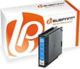Bubprint Druckerpatrone kompatibel für Epson T9082 für WorkForce Pro WF-6090 DW D2TWC DTWC WF-6090DW WF-6590 DWF D2TWFC DTWFC WF-6590DWF Cyan