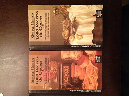 1080 recetas de cocina II