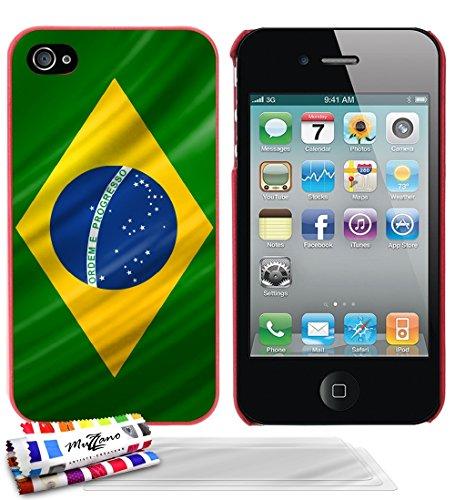 carcasa-rigida-ultra-slim-apple-iphone-4-de-exclusivo-motivo-de-brasil-bandera-roja-de-muzzano-3-pel