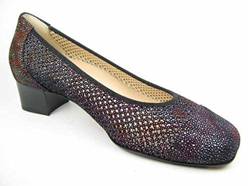 Shoe-hassia fashion gmbH evelyn, stone Noir
