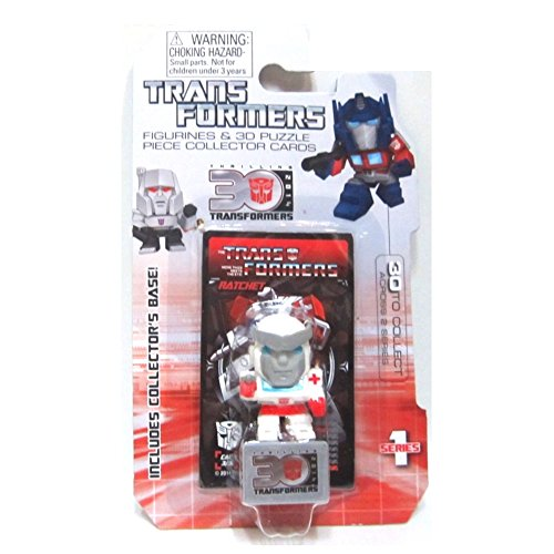 Ratchet Transformers G1 30th Anniversary Series 1 Mini-Figur 3 - Serie Transformers G1