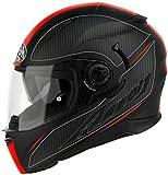 Airoh Movement FAR Helm XL (61/62) Schwarz/Orange
