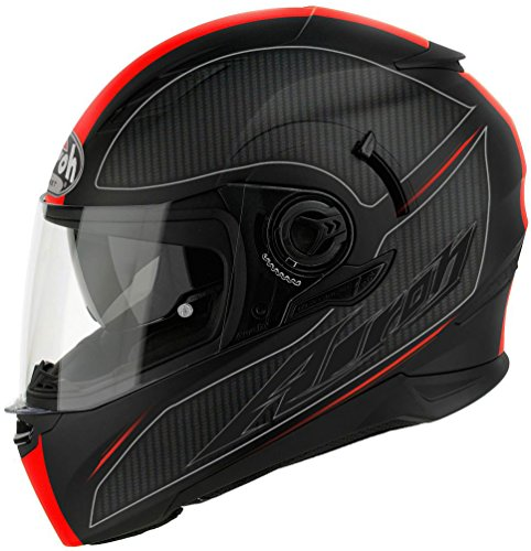Airoh Movement FAR Helm XL (61/62) Schwarz/Orange