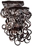 Balmain Clip-in Complete Extension Memory Hair Rio 60 cm, 1er Pack (1 x 1 Stück)