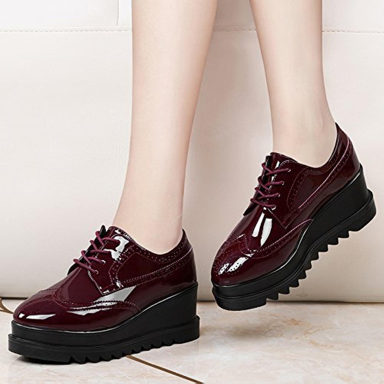 KPHY-Frühjahr Damenschuh Lässige Schuhe Mit Koreanischen Gezeiten Schuhe Studenten Plattform Schuhe Schuhe Schuhe Gezeiten 38ö 5d8c44