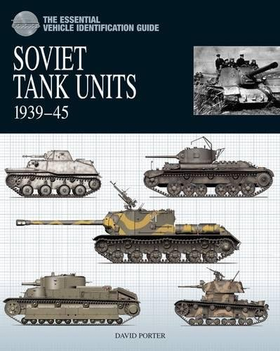 The Essential Vehicle Identification Guide: Soviet Tank Units 1939-45 (First Edition) por David Porter