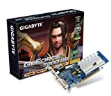 Gigabyte GVNX72G512E2 Nvidia GeForce 7200 GS Grafikkarte PCI-Express 256/512MB DDR2 RAM 32-Bit, VGA, DVI