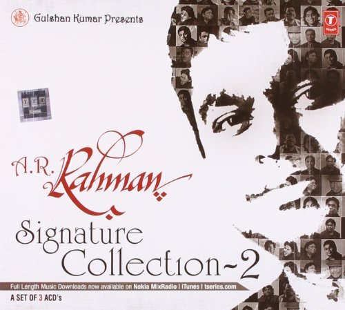 A. R. Rahman Signature Collection 2 (3 Audio CD Set) for sale  Delivered anywhere in UK
