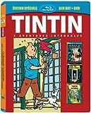 Tintin - 3 aventures - Vol. 7 : Les Bijoux de la Castafiore + Vol 714 pour Sidney + Tintin et les Picaros [Combo Blu-ray + DVD]