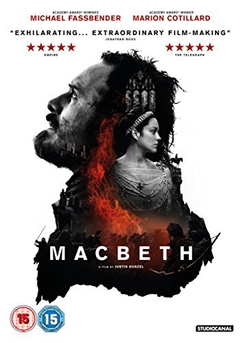 Macbeth [DVD] by Michael Fassbender