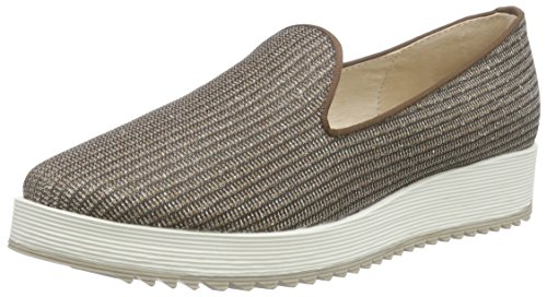 Buffalo Shoes 15BU0091 GLITTER, Damen Slipper, Gold (ANTIQUE 03), 40 EU