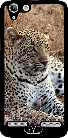 Hülle für Lenovo K5 - Leopardkatze Tiger Und Löwe by WonderfulDreamPicture