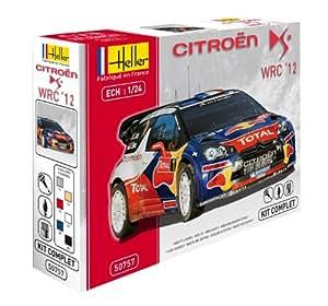 Heller - 50757 - Maquette - Citroën DS3 WRC 12