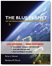The Blue Planet, Binder Ready Version: An Introduction to Earth System Science