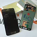 Original Samsung Galaxy S5 SM-G900F Display Touch Einheit Gold