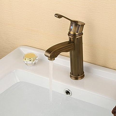 Luxury Classic Lift-Mixed Faucet-Home rame Premium rubinetti Wash-Basin