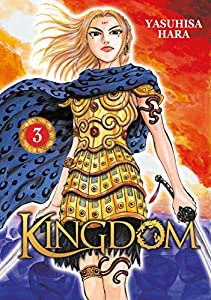 Kingdom Edition simple Tome 3