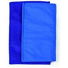 Vitility iCool - Bolsa de refrigeración para insulina (8cmx18cm), color azul