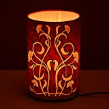 Craftter Climbers Red Table Lamp