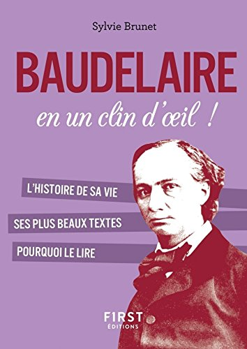 Petit livre de - Baudelaire en un clin d'oeil