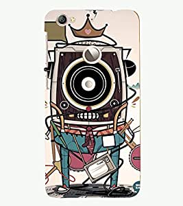A2ZXSERIES Back Case Cover for LeEco Le 1s Eco
