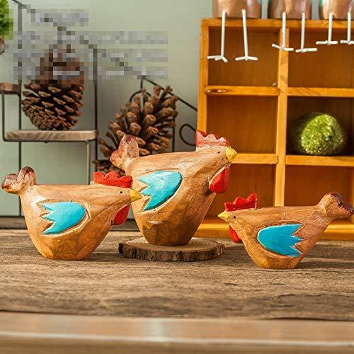 namente Tierdekorationen_Kreative Qualität Niedliche Tierdekorationen Deko Sen Einfach Zu Hause Bemalen Dekoration Handwerk ()