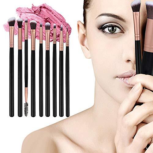 Pinceles Maquillaje Profesional Set 14 Pcs Brochas
