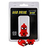 Flash Drive – USB Memory Stick Spider Man Marvel Avengers Spiderman (2GB)