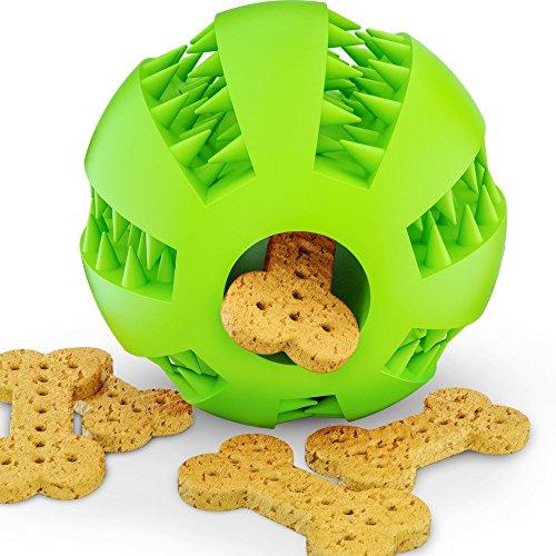 BELISY Hunde Spielzeug aus schadstofffreiem Naturkautschuk I Kauspielzeug (Verkauf Ganze Spielzeug)