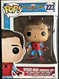 FunKo 13316 Marvel Spiderman Figurine de Spiderman sans Masque