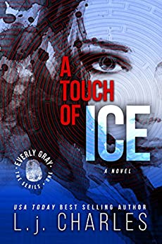 a Touch of Ice (Book 1 Romantic Mystery): The Everly Gray Adventures by [Charles, L. J. ]