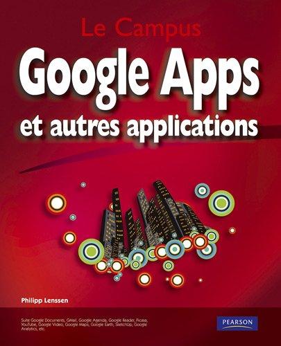 Google Apps et autres applications