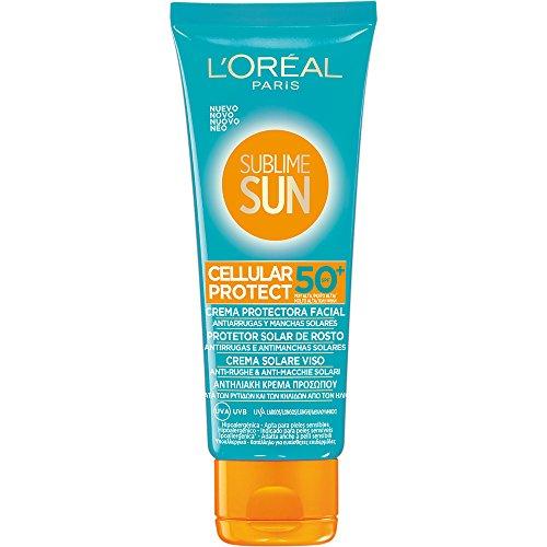 loreal-paris-sublime-sun-cellular-protect-protezione-solare-crema-solare-viso-ip-50-75-ml